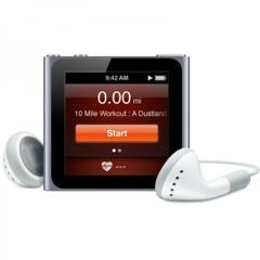 iPod nano nike plus