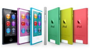Ipod nano 2012 con nike plus