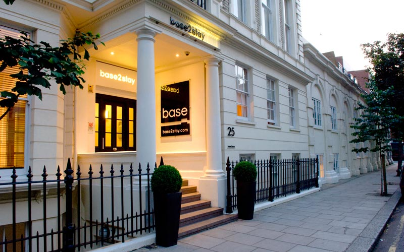 Hotel boutique en Kensington