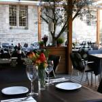 El Jardí en Barcelona. Tapas y platos mediterráneos en un fabuloso jardín
