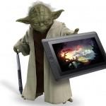 Mi aliado es la Fuerza, y mi tableta la Cintiq 13HD