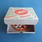 """Filmin """"unboxing"""". 3 meses de suscripción en una caja de pizza"""