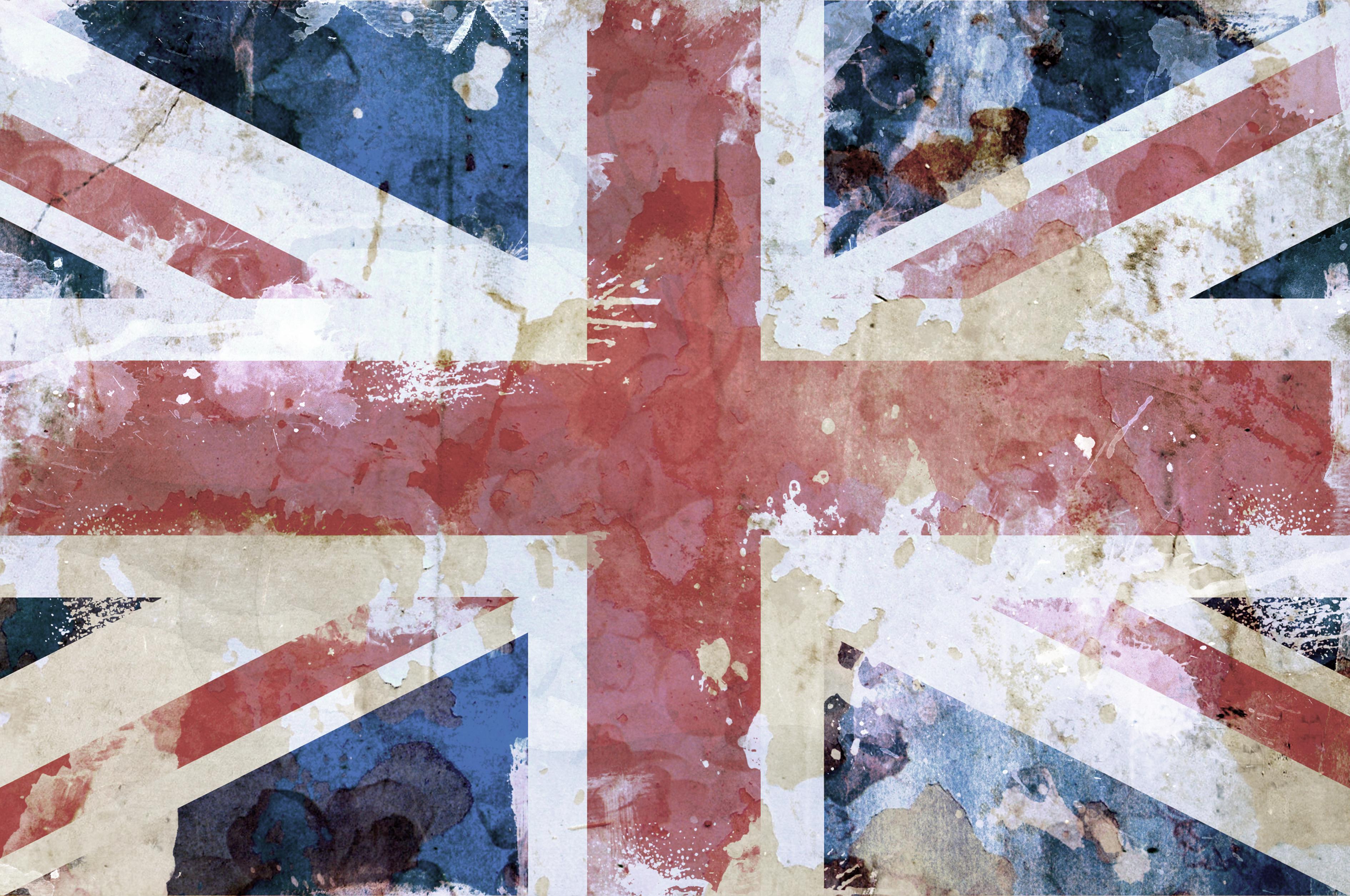 Bandera reconocible para viajar a Londres