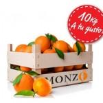 Naranjas online: del campo a casa en 24 horas