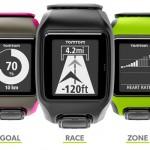 Nuevo Tomtom Multisport, para correr, natación y ciclismo