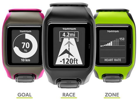 Tomtom multisport reloj multideporte