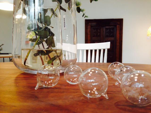 bolas de cristal soplado a la venta en loolo