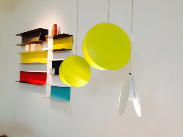 lamparas y estanterias de diseño