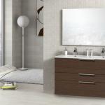Una nueva y diferente decoración del cuarto de baño