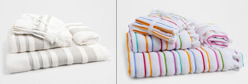 Decoraci n del cuarto de ba o nueva r pida y sin obras for Zara home toallas bano