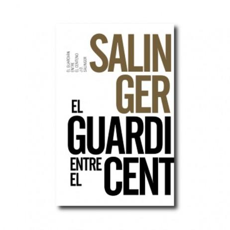 portada de El guardián entre el centeno, disponible en la librería online juvenil Cuanto Cuento