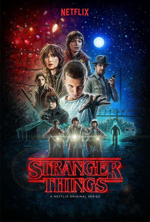 Stranger Things: la primera temporada de Netflix