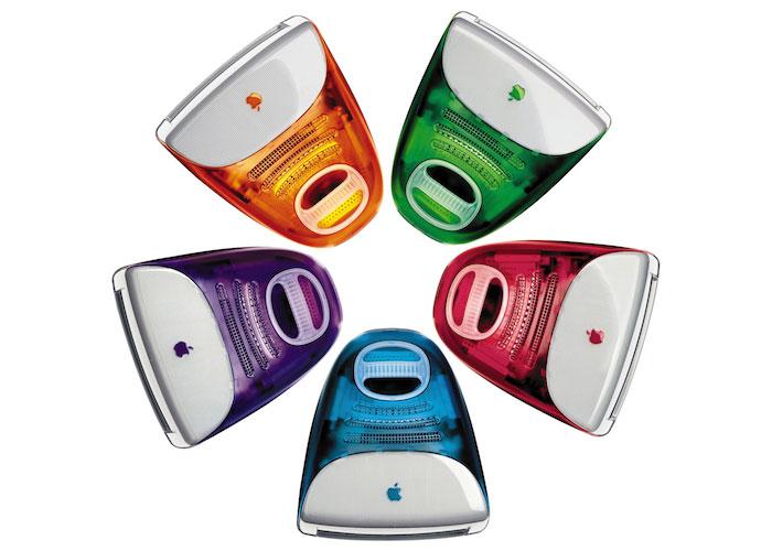 Vista zenital de los modelos antes de ser Apple: la manzana prohibida